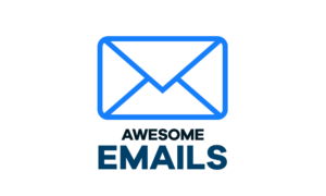 online business marketing about emails