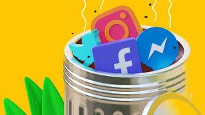 the social media basket