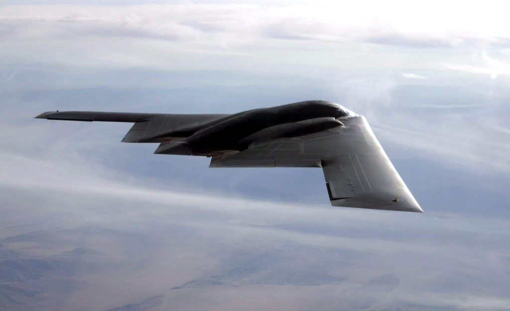 Image of Stealth bomber