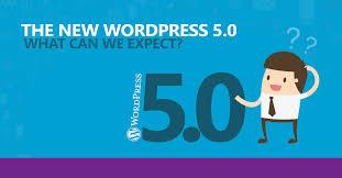 Wordpress 5 logo