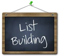 Image of list building