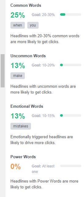 7 Horrible Mistakes You Make When Choosing Keywords