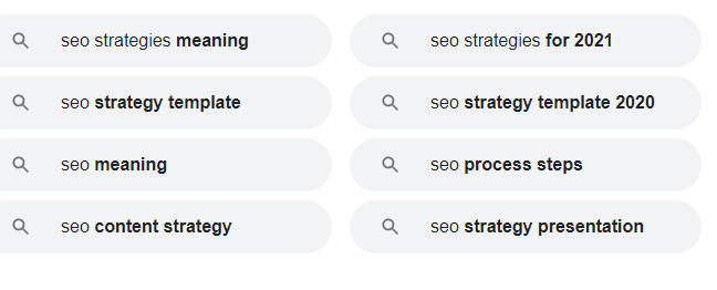 Best long term SEO strategy